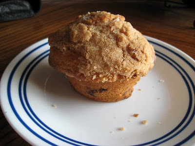 """To Die For"" Blueberry Muffins — Almost"