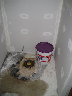 Step Away From Food: Bathroom Remodel Days 3-5