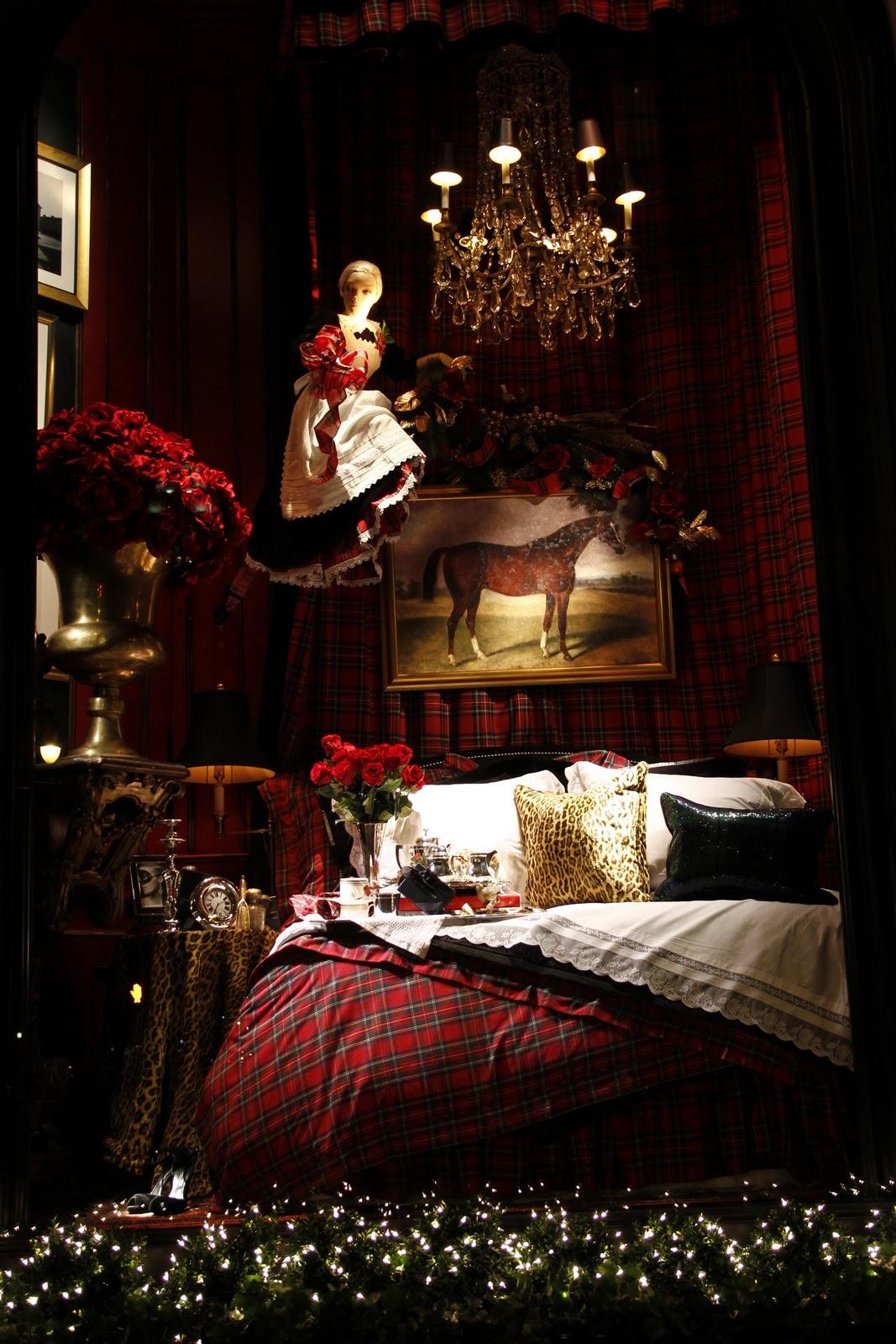 The Fashion Tribune Ralph Lauren Holiday Windows