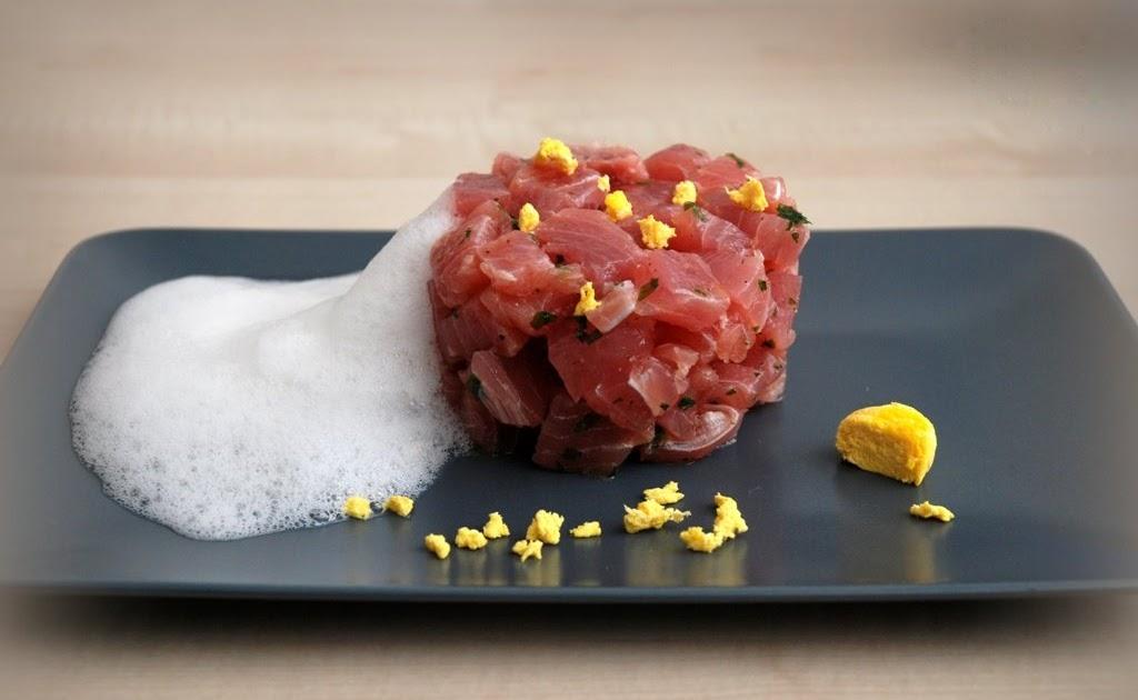 La Piccola Casa Una ricetta di cucina molecolare Tartare