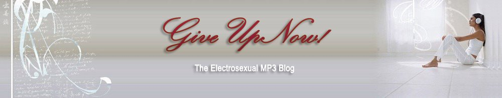 GiveUpNow! - the Electrosexual MP3 Blog