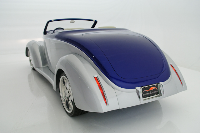 Custom Exotic Cars For Sale