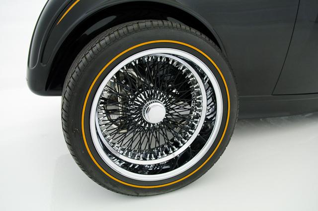 Black Custom Ford