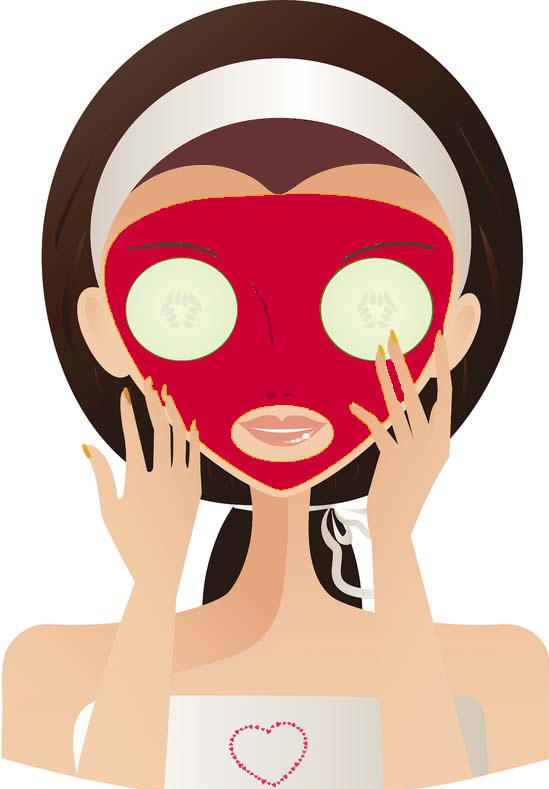 DIY Beauty | Cranberries + Cream Facial Mask | The ...
