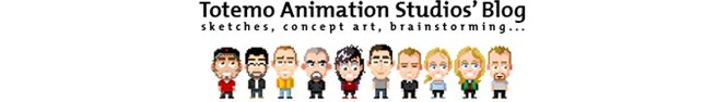 Totemo Animation Studios' blog