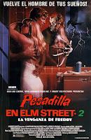 Pesadilla en Elm Street 2: La Venganza de Freddy / Pesadilla en la Calle del Infierno 2 / Pesadilla Sin Fin 2