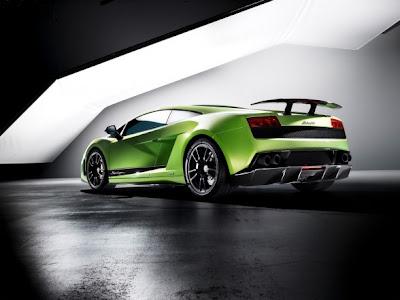 Mobil Sport Lamborghini Gallardo LP 570-4 Superleggera 2010