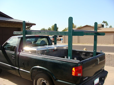 Truck Boat Rack Plans Sailing Build Plan