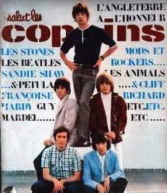 LES SOUVENIRS DE NOTRE ENFANCE - Page 3 Salut+les+copains.+n%C2%BA+37+The+Rolling+Stones