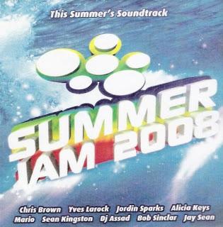 1056745148 Summer Jam 2008 - Edição Portuguesa