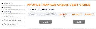mb5 Hướng dẫn add thẻ visa vào tài khoản Moneybookers