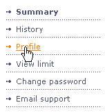 Profile Hướng dẫn add thẻ visa vào tài khoản Moneybookers