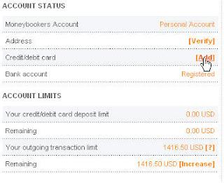 mb1 Hướng dẫn add thẻ visa vào tài khoản Moneybookers