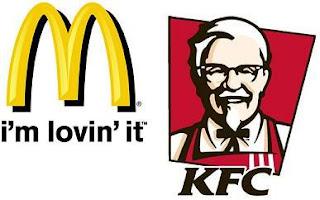 kfc vs mcd essay Essays the contrast between mcdonald and kfc in china the contrast between mcdonald and kfc in china 2 february 2017 fast food secondly.