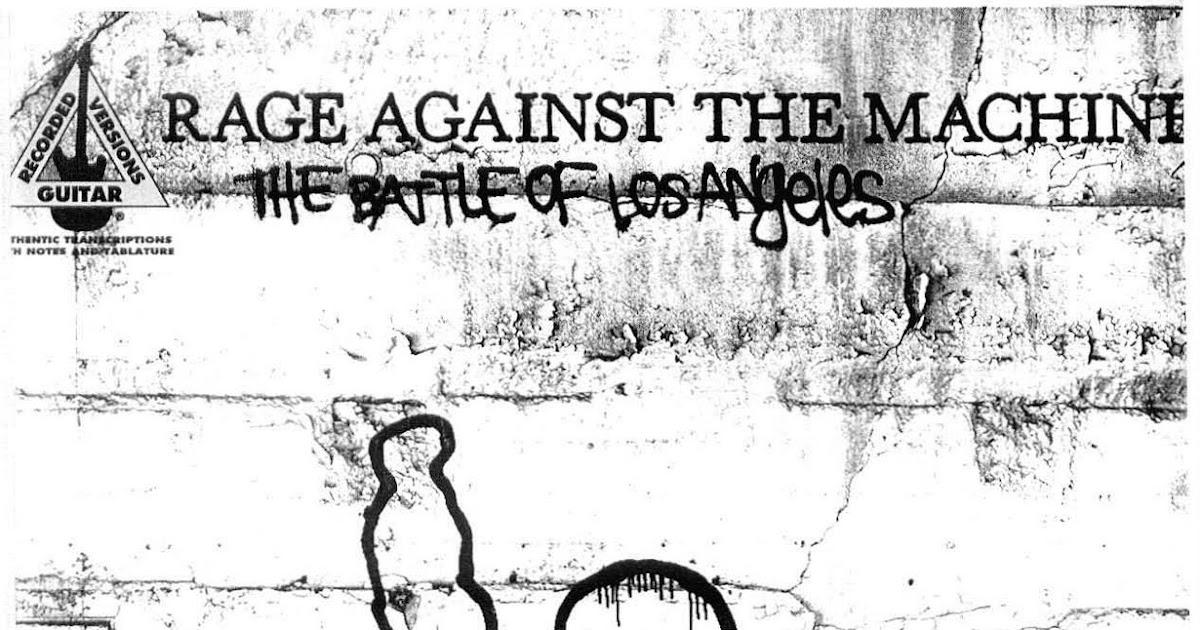 rage against the machine guitar