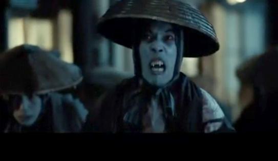 虎唬: 彼岸島~吸血鬼才不美型