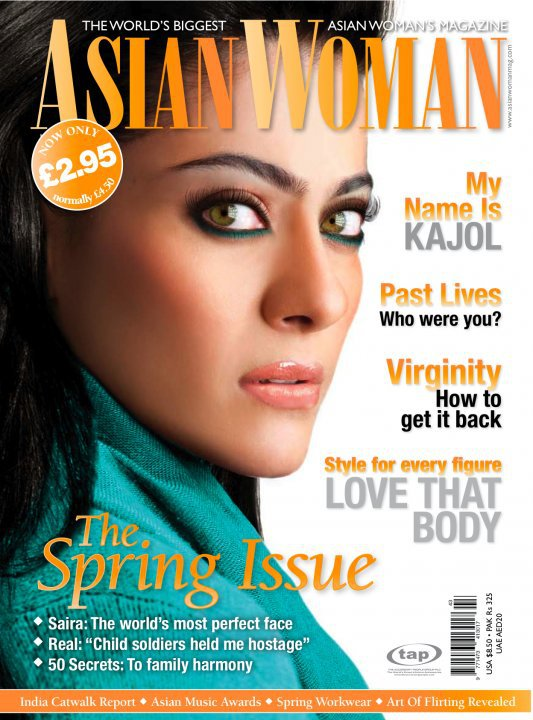 Asian woman magazine online