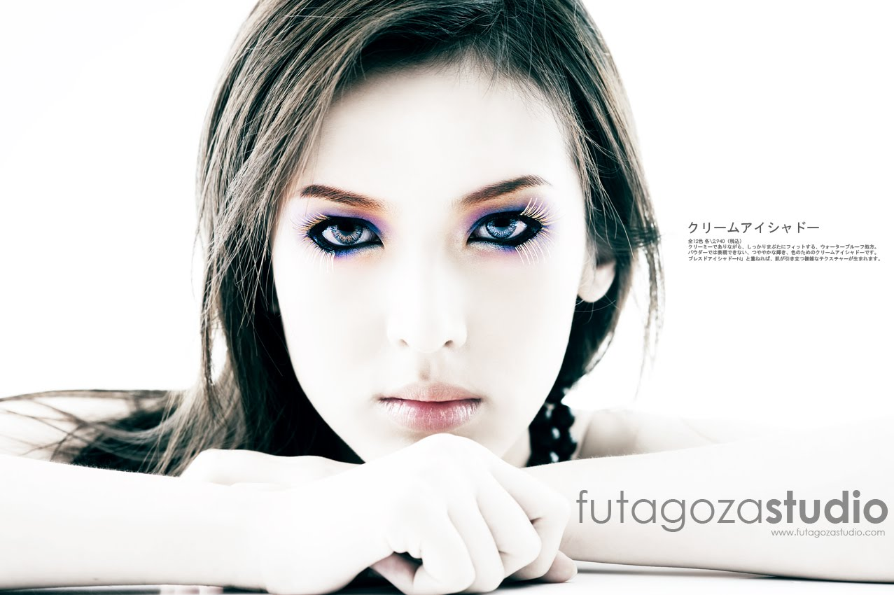 Billie'z touch: High Fashion Makeup