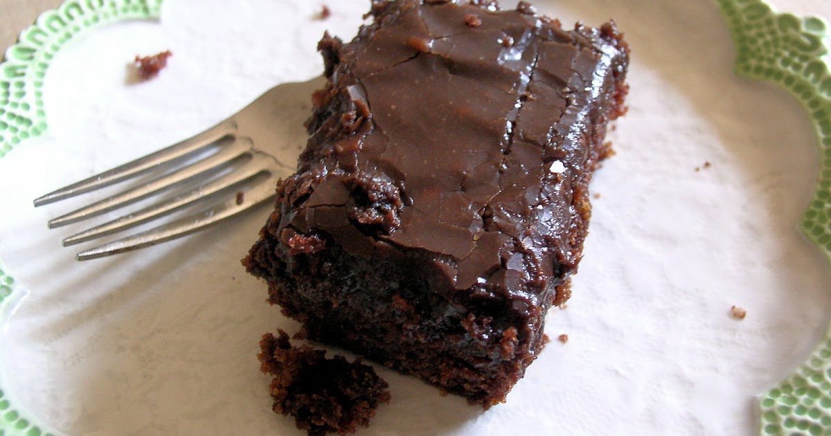 Recipe For A Chocolate Cake For Thirty People