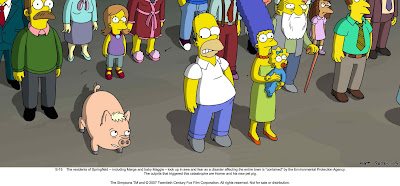 I Don T Like Renee Zellweger The Simpsons Movie 1 2