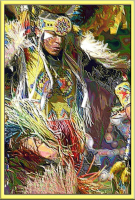 Native American Dance.
