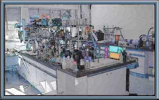 Experimental science is typically conducted in laboratories, though much science is conducted in the field.