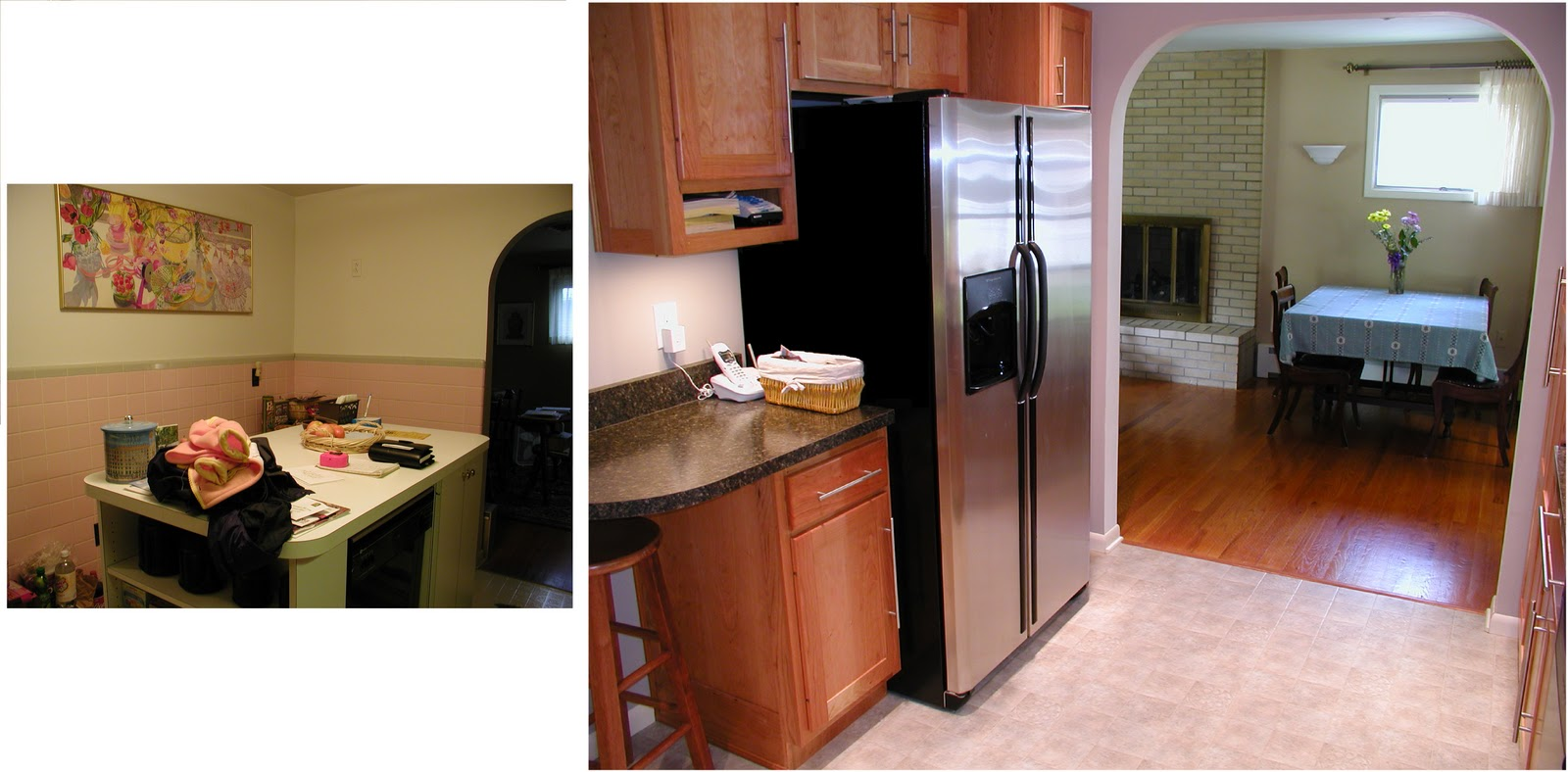 How To Prepare Kitchen Cabinets For Painting Henderson S Home Improvement Llc Kitchens