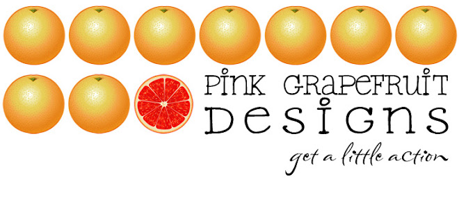 Pink Grapefruit Designs