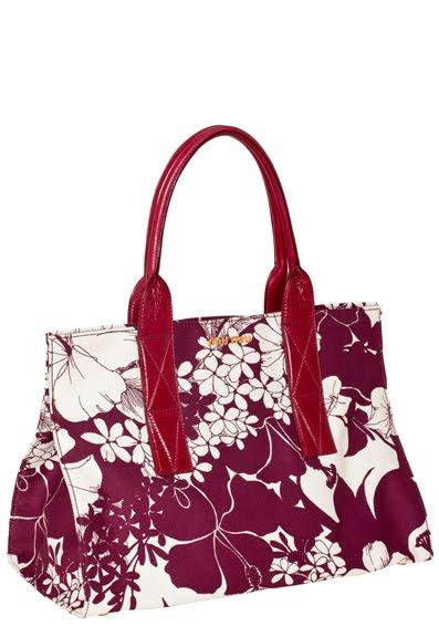 Trendology: Miu Miu Retro Shopping Bag - Fusion Of Effects