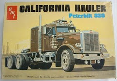 California Hauler - Peterbilt 359