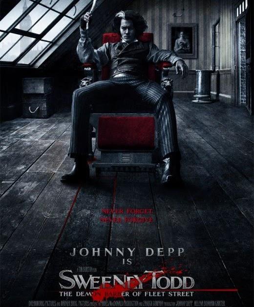 onlinefilmizlee: Sweeney Todd: Fleet Sokağının Şeytan Berberi