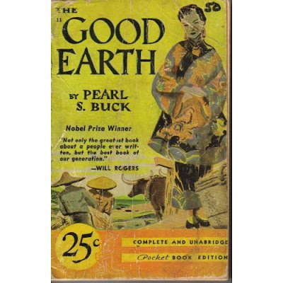 Book Review The Good Earth by Pearl S. Buck