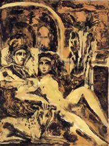 El pintor y mi novia - 2 part 10