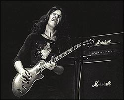 Gary Moore Cause Of Death