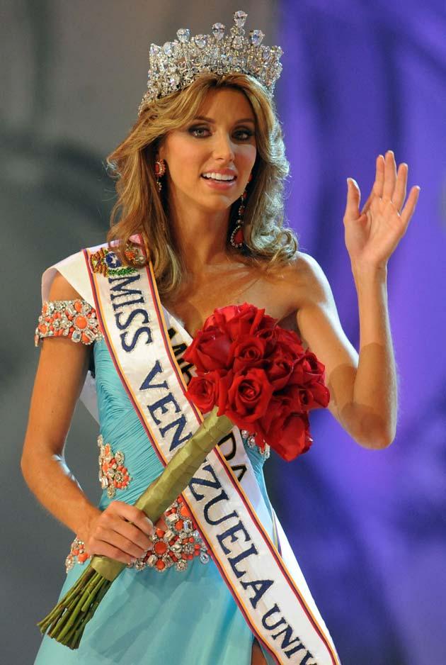 eb4067a732e1 Miss Venezuela 2010  The Evening Gown Wrap-Up  Nick Verreos Picks ...