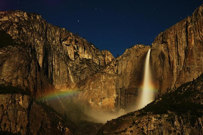 Moon Bow: Yosemite Falls '05