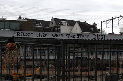 freedom lives when the state dies