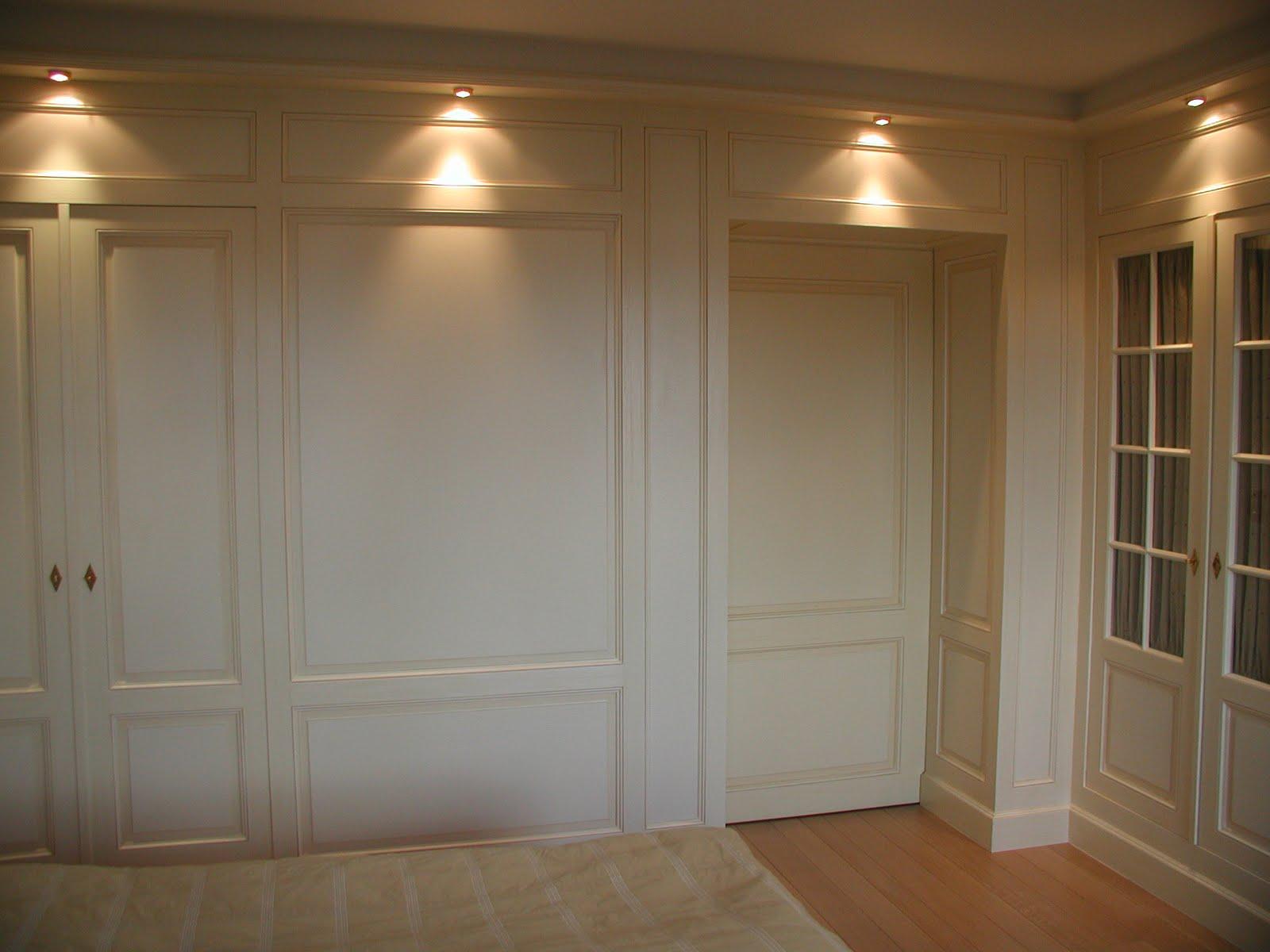 Armadio A Muro Shabby Chic : Un nuovo progetto shabby chic interiors
