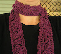 Free Knit & Crochet Scarf & Hat - free on-line knitting patterns