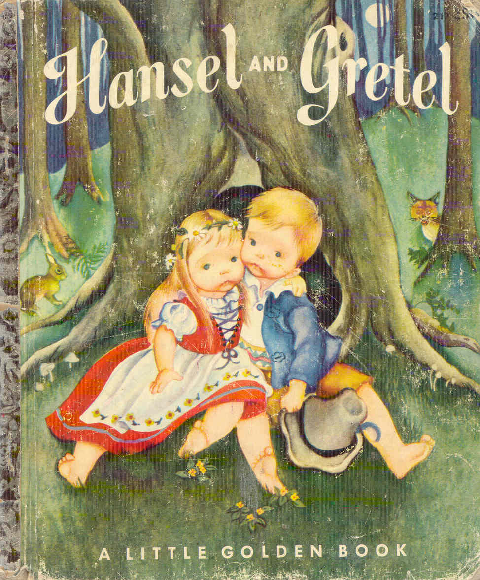 Hansel And Gretel Original Fairy Tale