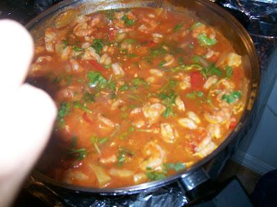 Camarones En Salsa (Shrimp In Salsa) Recipe — Dishmaps