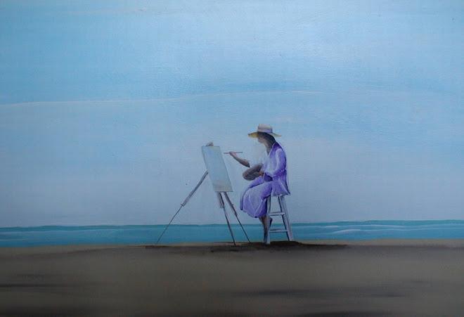 Pintando en paz