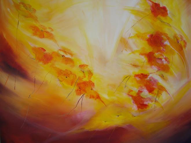 Fuego y flores (Serie Ballet)