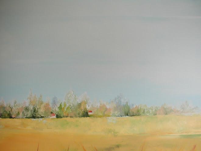 Paisaje de Areco 2 - 120 x 120