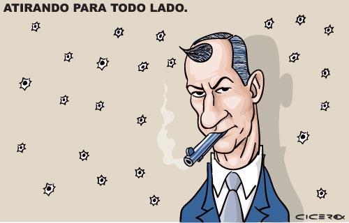 Ciro Gomes chuta Lula