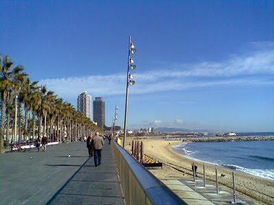 Barceloneta, domingo 6 de febrero de 2010, 11h