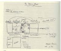 Nabokov. Plano del piso de los Samsa