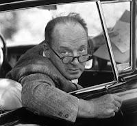 Nabokov y su lápiz