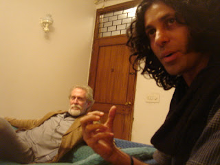 Tom Alter, and the play's director