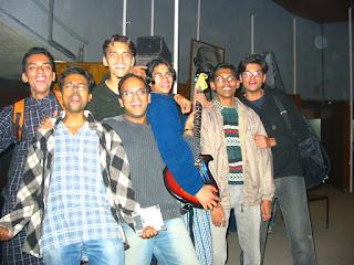 Fun 'n' Frolic in IIT Delhi